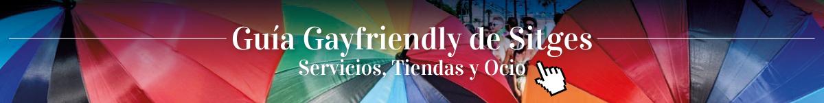 Guía Gayfriendly de Sitges
